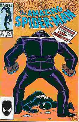 Amazing Spiderman # 271 (USA,1985)