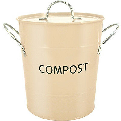 Eddingtons Compost Pail Buttercream