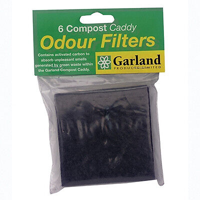 Garland Replace Filter For Compost Caddy x 6