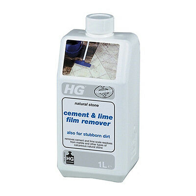 HG Natural Stone Cement & Lime Film Remover 1L