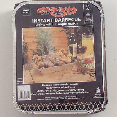 Home Hardware Outdoor Bar-be-quick Instant BBQ