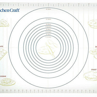 Kitchen Craft Non Stick Pastry Mat 61 x 43cm