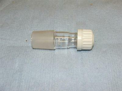 ST53/13 24/29 Glass Thermometer Adaptor Adapter Quickfit Glass Laboratory NS24
