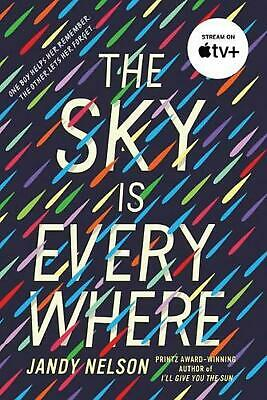 The Sky Is Everywhere by Jandy Nelson (English) Paperback Book