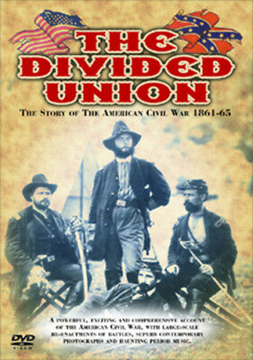 The Divided Union - the Story of the American Civil War DVD (2005) cert E