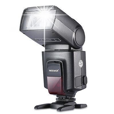 Neewer TT560 Flash Speedlite para Cámaras Canon Nikon Sony