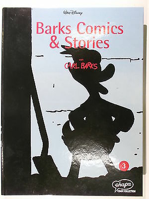 BARKS COMICS & STORIES # 3 (  Ehapa, Hardcover, 1.Auflage )