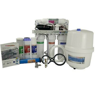 Osmoseur avec pompe booster (Osmose Inverse) Water2buy RO600