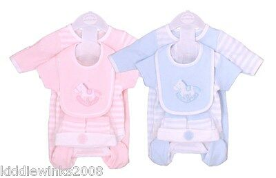 BNWT Tiny Preemie Baby boys or girls Premature 5 piece layette set Clothes