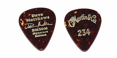 (rare!) 1999 Dave Matthews - Martin Signature Edition DM3MD guitar pick BIN