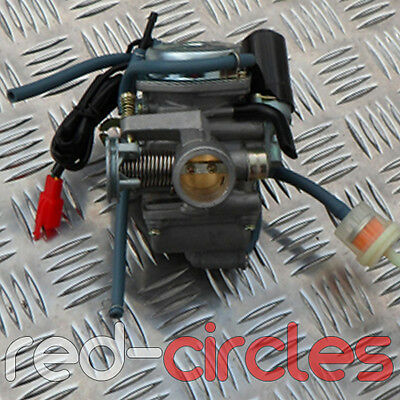 125cc ROAD LEGAL CHINESE SCOOTER CARBURETTOR BAOTIAN DIRECT BIKES PULSE
