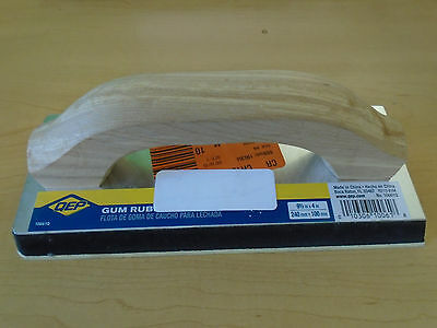 Qep 10061Q Gum Rubber Grout Float 9 1/2 X 4 In **new Other**