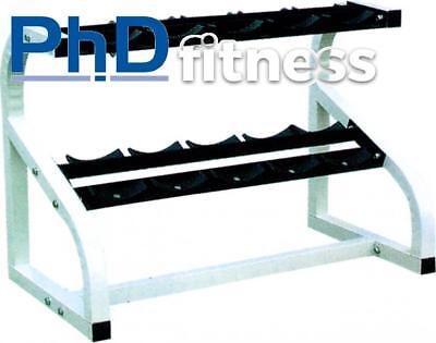 Hype Horizontal 5 Pair Dumbbell Rack