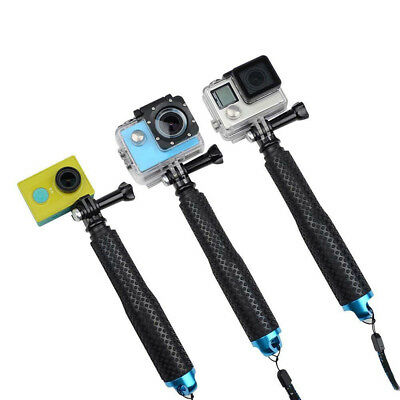 Al-Alloy Handheld Tripod Selfie Stick for Gopro Hero Sports camera SJ6000 SJ9000