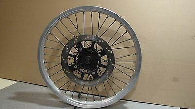 1990 1991 Suzuki Dr650S Front Wheel Assembly Rim Hub Spokes May Fit Other Yerars