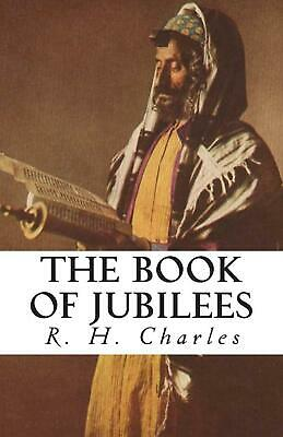 The Book of Jubilees by R.H. Charles Paperback Book (English)
