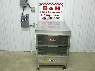 Belshaw 6 Screen Pan Donut Proofer Heated Holding Cabinet Warmer TZ-6