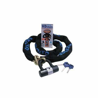 Oxford Motorcycle Security - HD Chain Lock - 1.5m (OF159)
