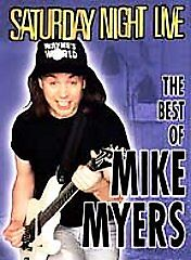 Saturday Night Live The Best of Mike Myers in SNL DVD 1999 Wayne's World
