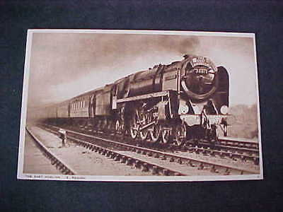 British Railways Train East Anglian E Region Postcard