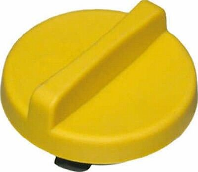 Opel Corsa C 2000-2009 Oil Filler Cap Yellow Replacement Spare Replace Part