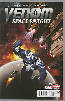 Venom Space Knight # 2 *  Marvel Comics