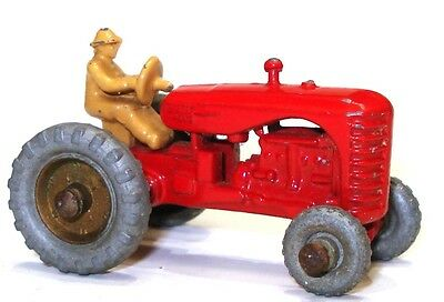 Lesney Matchbox No. 4 Massey Harris Tractor - Rare $300 Version