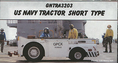 Pwmp Gntra3203 1/32 Us Navy Tractor Short Type