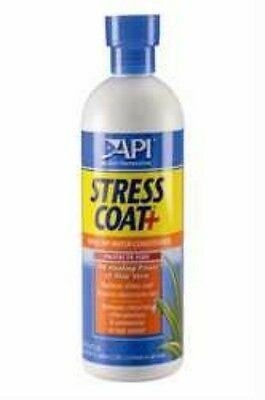 API STRESS COAT 118ml AQUARIUM TREATMENT 0317163030851