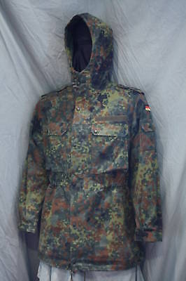 German Flecktarn Combat Parka  BDU Sizes - Medium
