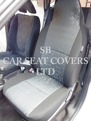 To Fit A Dodge Charger Car Seat Covers Automatic Retro Grey Cloth