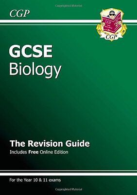 GCSE Biology Revision Guide By Richard Parsons