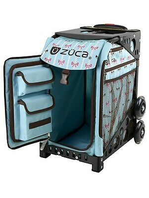 New Zuca Insert Only ( No Frame Included) Bleu Ribbons