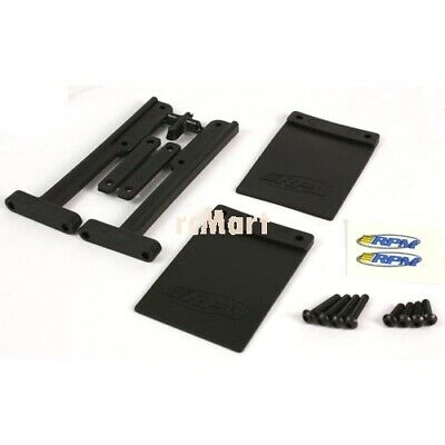 RPM Mud Flaps Rear Bumpers Traxxas Slash 4x4 2WD 4WD EP RC Cars Truck #81012