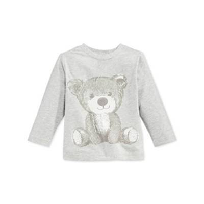 New First Impressions Baby Boys' Teddy Bear Tee Size 6-9 Months