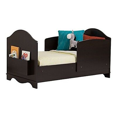 South Shore Savannah Toddler Bed, Espresso