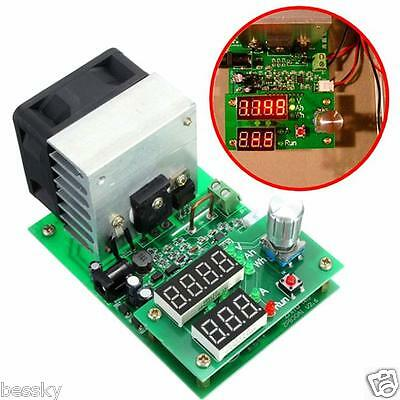 60W Constant Current Electronic Load Multifunction Battery Capacity Tester Modul