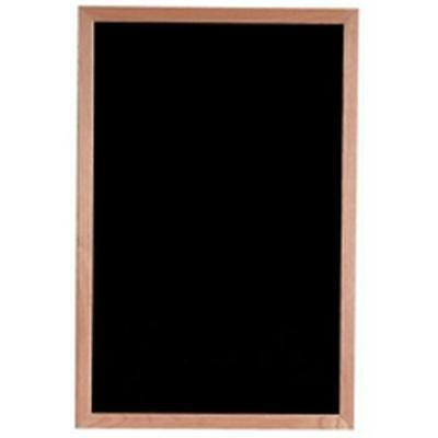 Aarco Products AOFD2436 Face Wood and Felt Changeable Letter Board