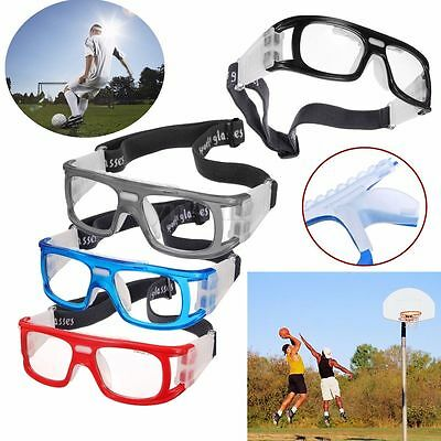 Football Soccer Basketball Sports Eyewear Goggles Protective Safety Eye Glasses
