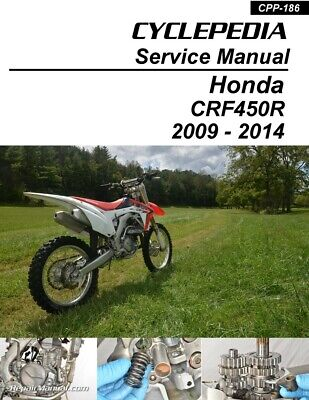 crf 450 maintenance manual