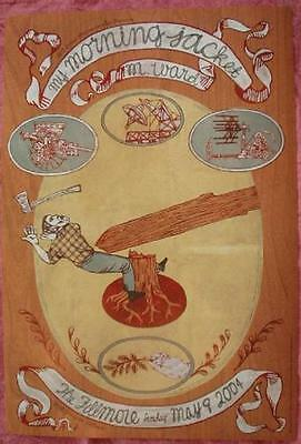 My Morning Jacket Fillmore Concert Poster F618 Mint
