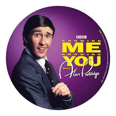 """Alan Partridge - Knowing Me Knowing You - New 12"""" Ep (Rsd 2016)"""