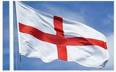 England Flag 3ft x 2ft St George Cross