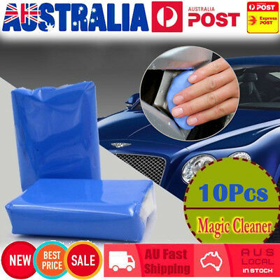 12X Magic Car Clean Clay Truck Auto Vehicle Bar Cleaning Soap Detailing Wash