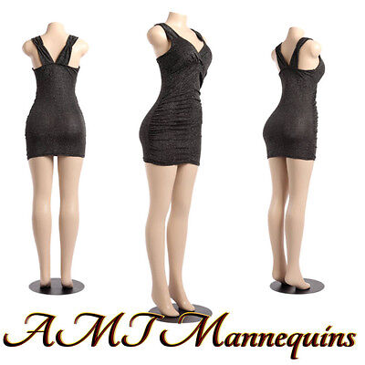 Female mannequin display sexy,dressform brazilian manikin-F27 (QTY1)