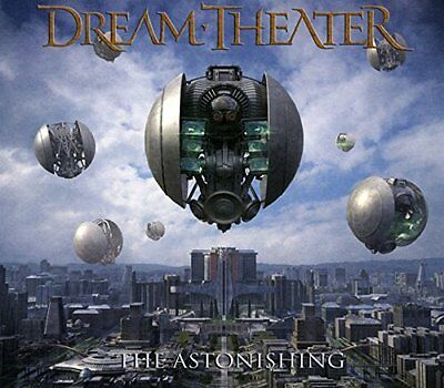 The Astonishing by Dream Theater CD