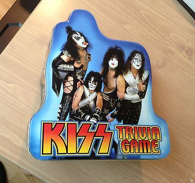 KISS ** TRIVIA Game ** 2003' Kiss Catalog Ltd.