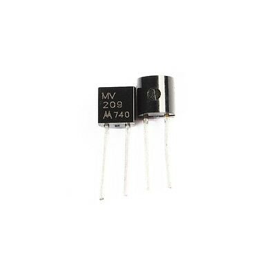 2PCS MV209 TO-92 VCD Variable Capacitance Diode