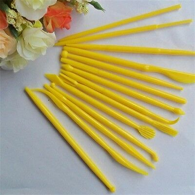 Cake Clay Modelling Tools Set Cake Decorating Baking Sugar Craft Pastry Carve YG