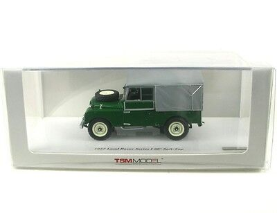 Land Rover Series I 88 Soft-Top (green) 1957